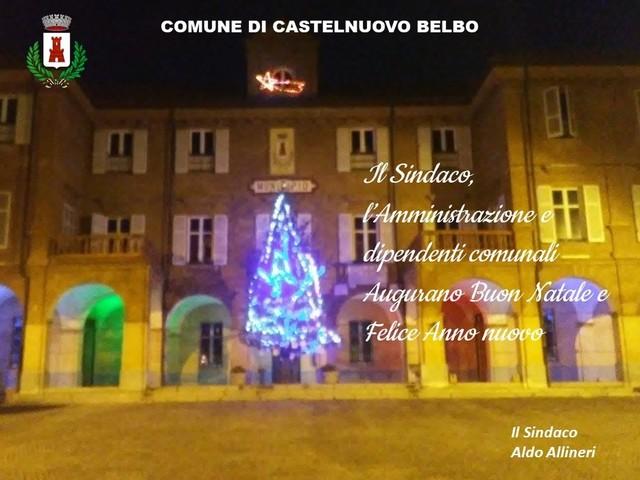 Auguri Di Buon Natale 2019 E Felice Anno 2020 Comune Di